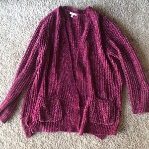 Cozy and Flattering Women's Cardigan